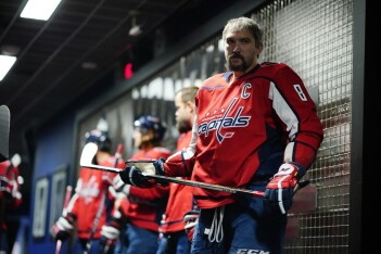 НХЛ определила топ-10 моментов с участием Овечкина в сезоне 2019-2020